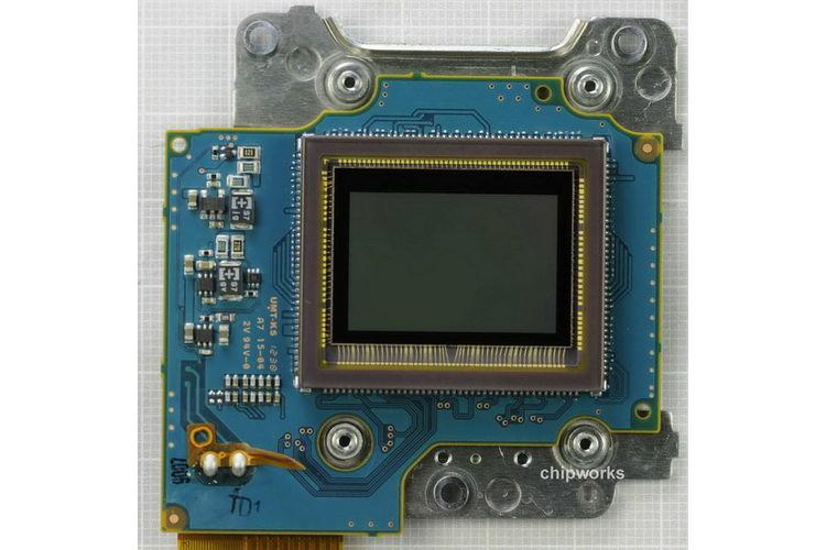 toshiba sensor nikon d5200