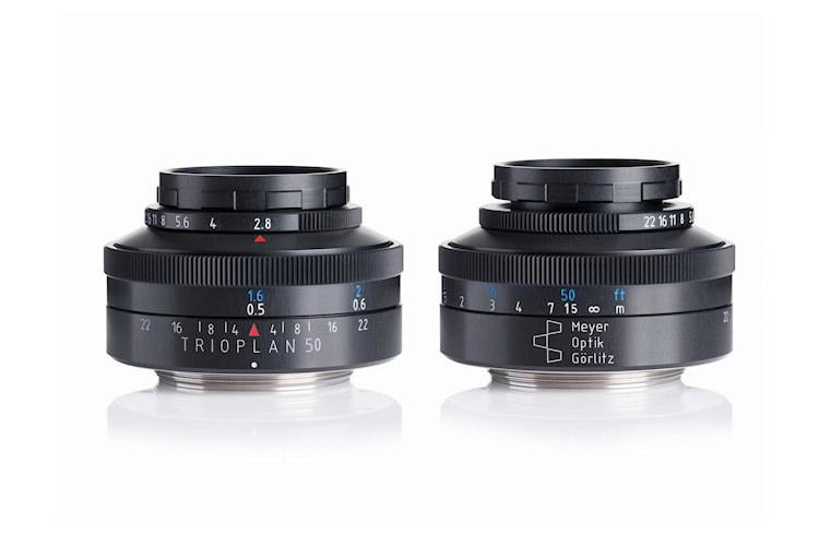 trioplan 2.9 50mm