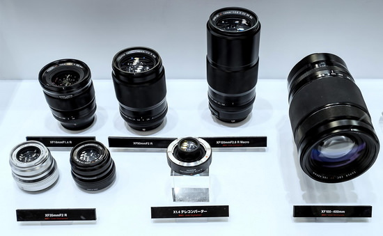 unreleased-fujifilm-lenses-cp-2015 Fujifilm XF 35mm f/2 R WR lens photos straight from CP+ 2015 News and Reviews