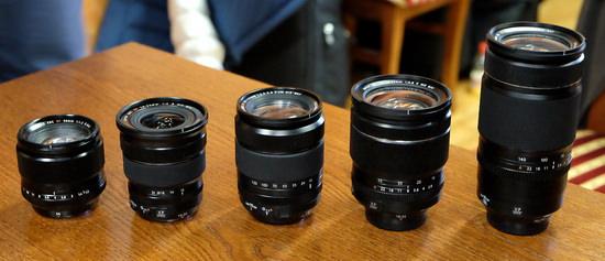 upcoming-fujifilm-x-mount-lenses Three upcoming Fujifilm weathersealed lenses caught on camera Rumors