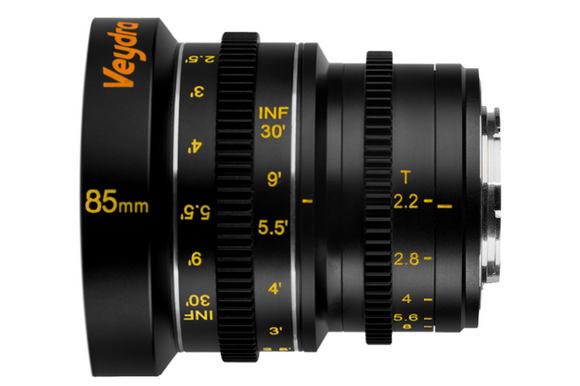 Veydra Mini Prime 85mm T2.2