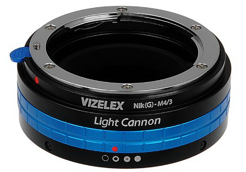vizelex-light-cannon-lens-adapter Fotodiox Pro to release Vizelex Light Cannon Mark II soon News and Reviews