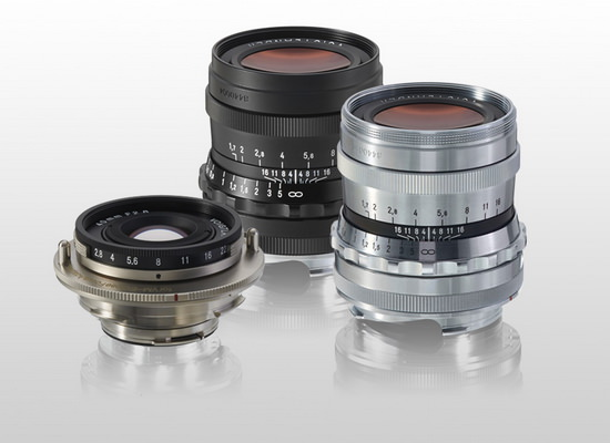 voigtlander-leica-m-mount-lenses Voigtlander 10.5mm f/0.95 Nokton lens becomes official News and Reviews