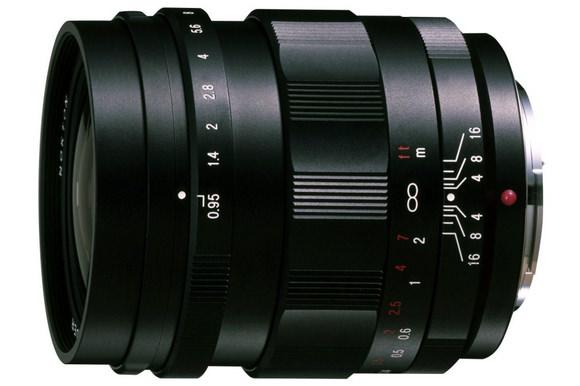 Voigtländer Nokton 25mm f/0.95 Mark II