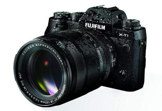 weathersealed-fujifilm-x-t1 February and CP+ 2015 recap: photo industry's best news and rumors News and Reviews