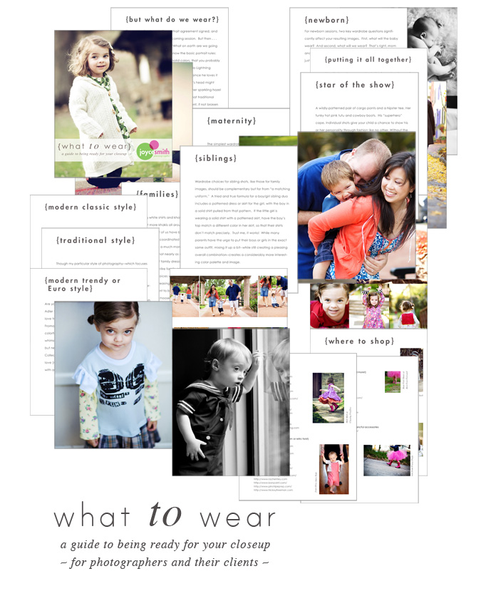what_to_wear_web_preview CONTEST: $1,900 worth of Prizes - WordSmith Guides to Help Your Photography Business Business Tips Contests