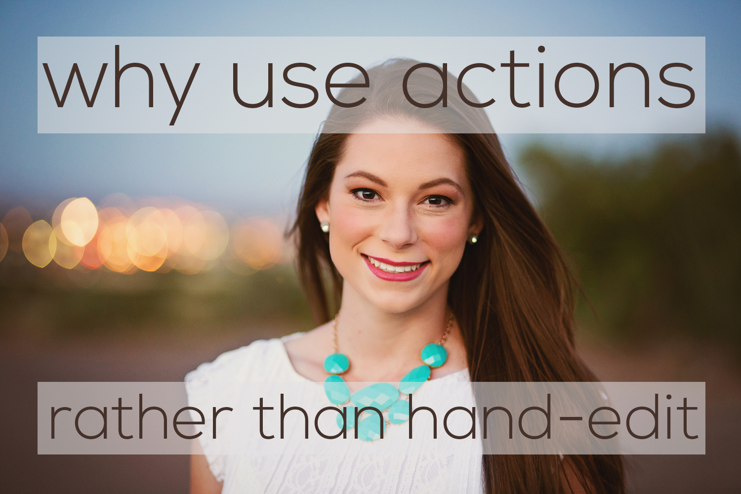 whyuseactions Why Many Photographers Choose to Use Photoshop Actions Guest Bloggers Photoshop Actions