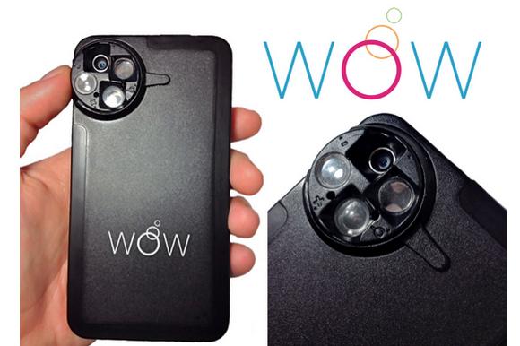 WoW Lens Kickstarter iPhoneography