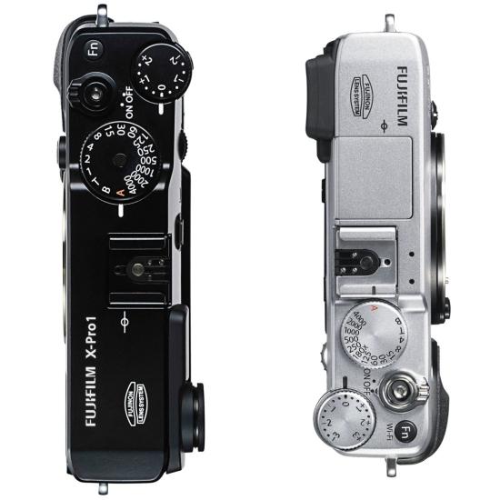 x-pro1-vs-x-e1 New Fujifilm X-mount camera coming at CES 2014 Rumors