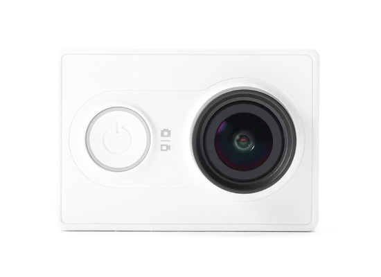 xiaomi-yi-front Xiaomi Yi action camera takes on GoPro with better features News and Reviews
