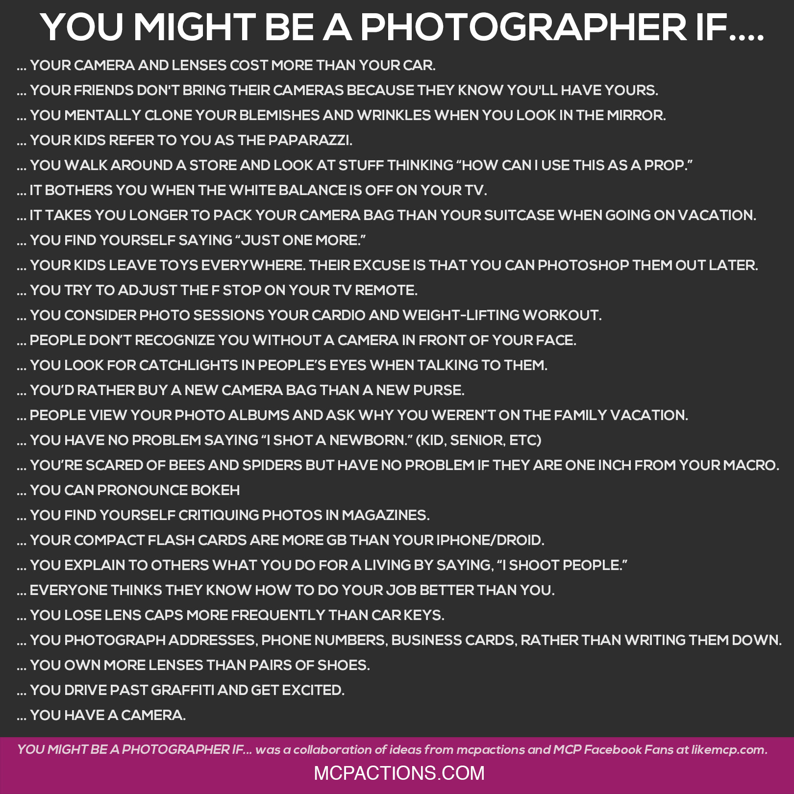you-might-be-a-photographer-if2 Funny Friday for Photographers MCP Thoughts Photography Humor