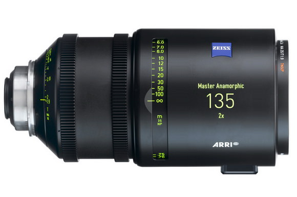 Zeiss 135mm T1.9