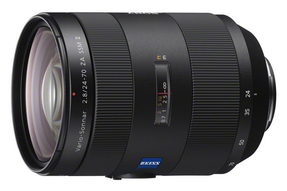 Zeiss 24-70mm f/2.8 ZA SSM II
