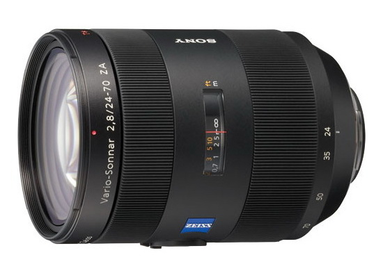 zeiss-24-70mm-f2.8 Zeiss 24-70mm f/2.8 lens to become available for Sony NEX-9 Rumors