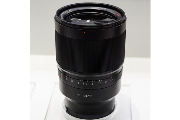 Zeiss 35mm f/1.4 ZA Photokina