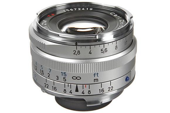 Zeiss 35mm f/2.8 C Biogon T* ZM lens