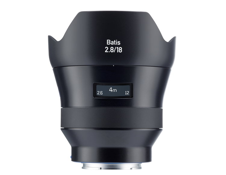 zeiss-batis-18mm-f2.8-lens-oled Zeiss Batis 18mm f/2.8 lens officially announced News and Reviews