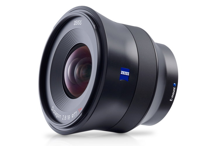 zeiss batis 18mm f2.8 lens
