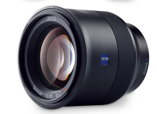 zeiss-batis-85mm-f1.8-lens Zeiss reveals Batis 85mm f/1.8 and 25mm f/2 lenses News and Reviews