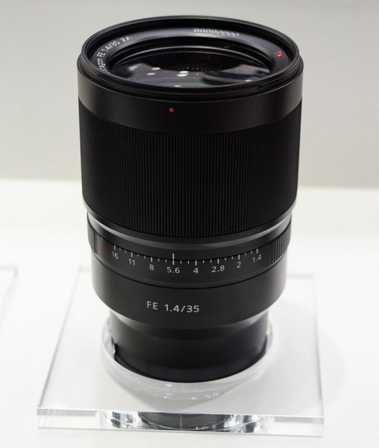 zeiss-distagon-t-35mm-f1.4-za Zeiss FE 35mm f/1.4 ZA lens price to be €1,399 in Europe? Rumors