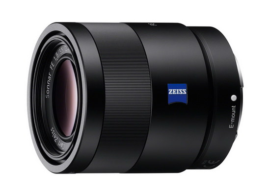 zeiss-fe-55mm-f1.8 Sony FE-mount roadmap could include Zeiss 85mm f/1.8 lens Rumors