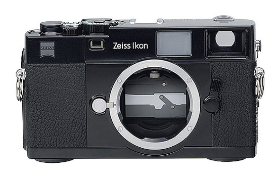zeiss-ikon New Zeiss Ikon camera to be manufactured by Sony Rumors