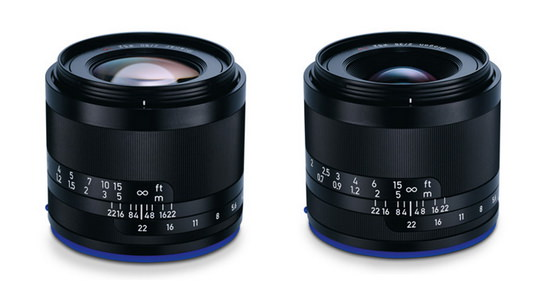 zeiss-loxia Zeiss Loxia 21mm f/2.8 and Otus 28mm f/1.4 lenses coming soon Rumors