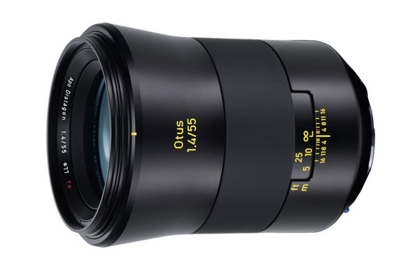 Zeiss Otus 85mm f/1.4 telephoto prime