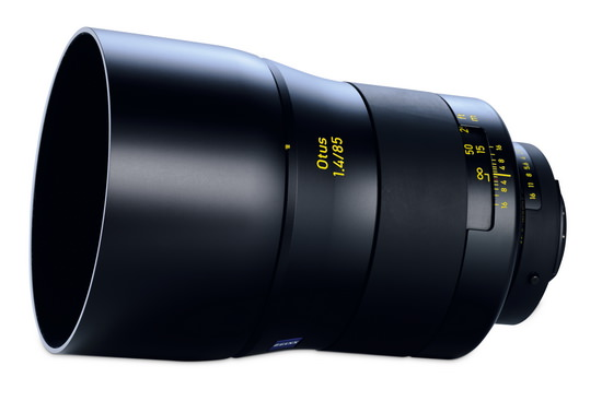 zeiss-otus-85mm-f1.4 Zeiss Otus 85mm f/1.4 lens unveiled for full frame DSLRs News and Reviews