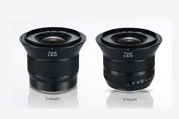 Zeiss Touit 12 f/2.8 32mm f/1.8