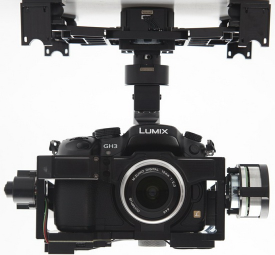 zenmuse-z15-gh3 Zenmuse Z15-GH3 gimbal for Panasonic GH3 officially unveiled News and Reviews