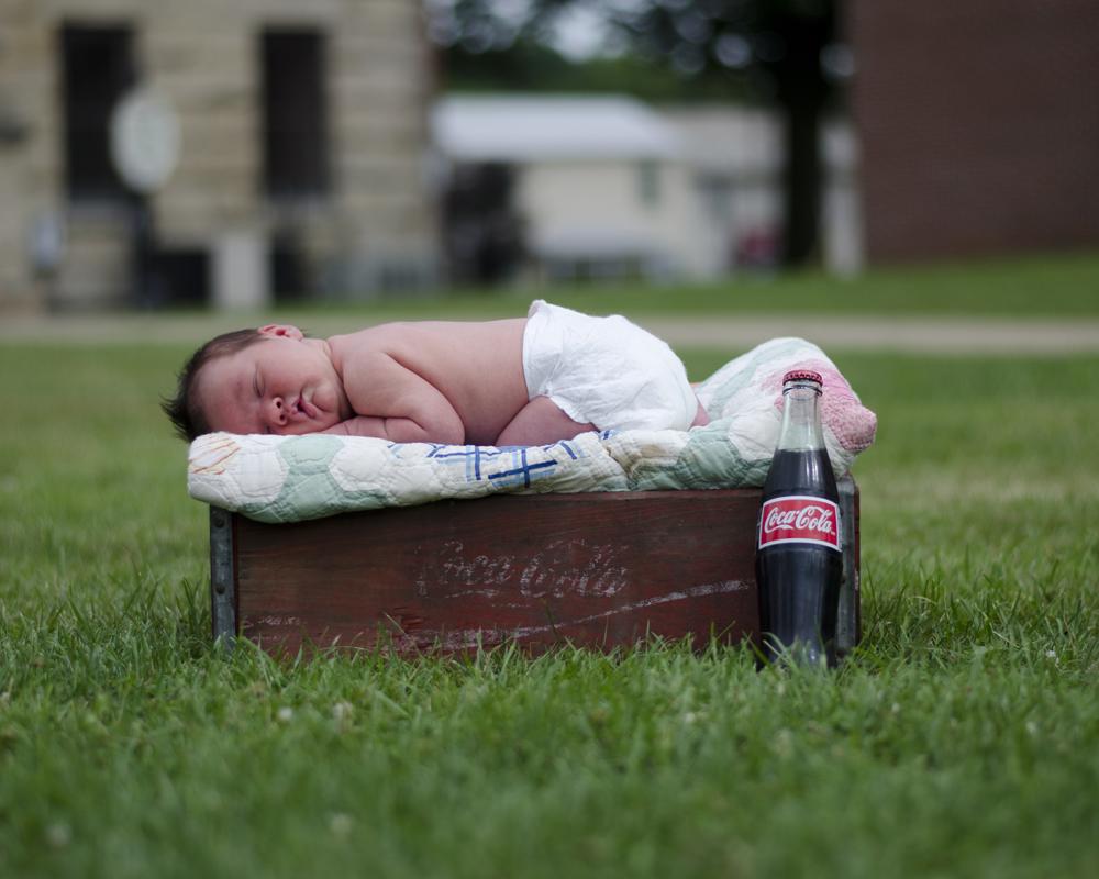 DSC_6151 Vintage Outdoor Newborn Edit