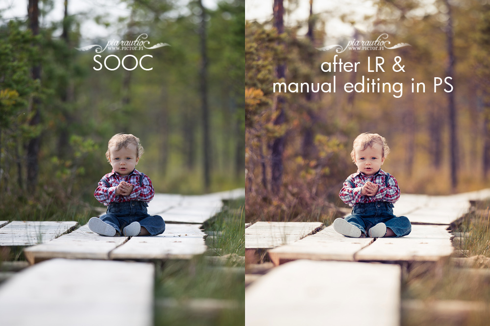 Duckboards_sooc_after_LR Early Autumn Look With Actions and Presets