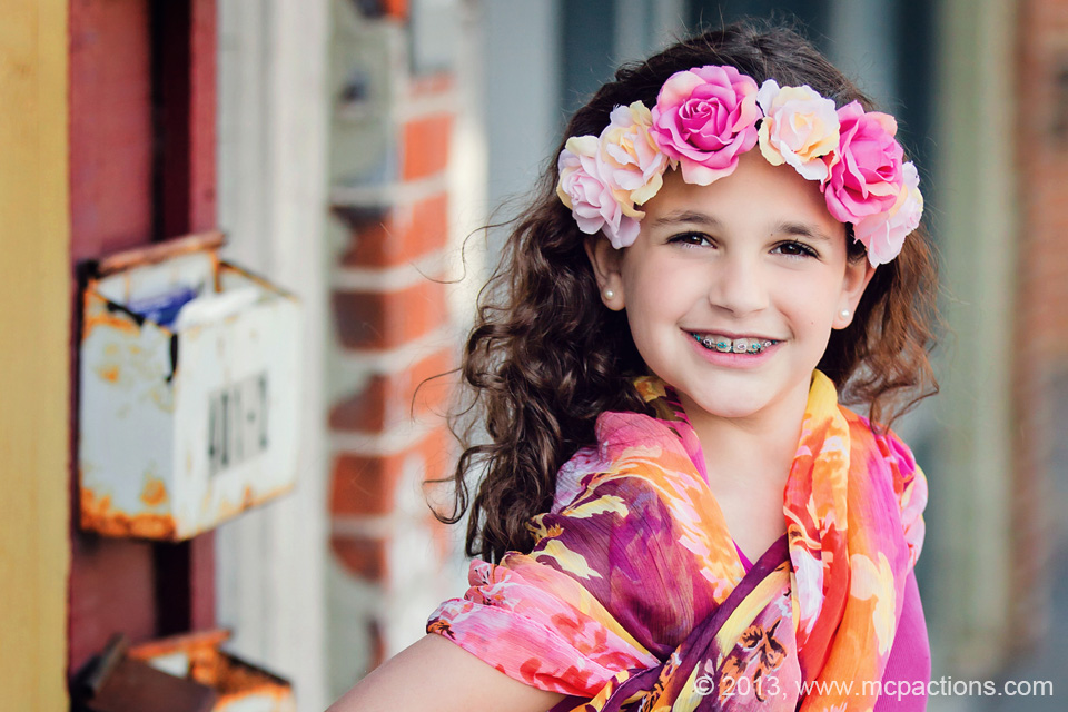 Jenna-in-Milford-with-floral-headband-31 Colorful Urban Girl Edit