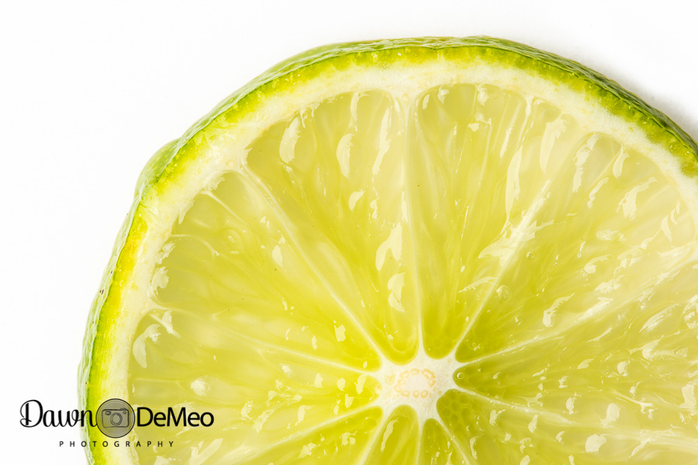 Lime-Slice-After Color and Detail Pop in Macro Photography with MCP Products