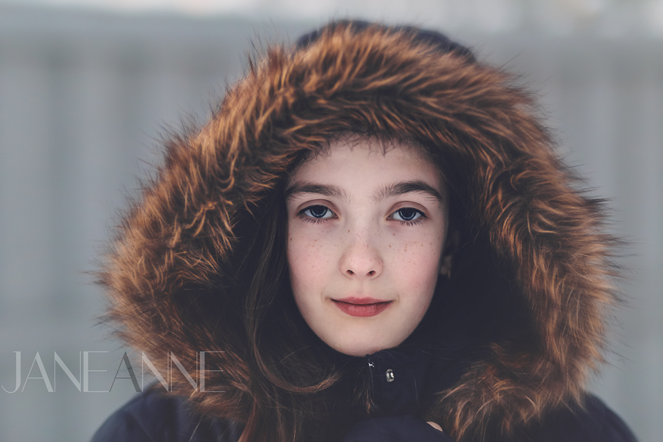 MG_7729editmcpshowntellbefore Inspiring Winter Portrait