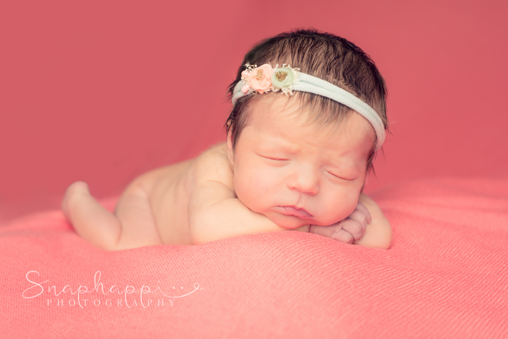 Showtell-1-of-2 Baby Adjustments with MCP Newborn Necessities Photoshop Actions