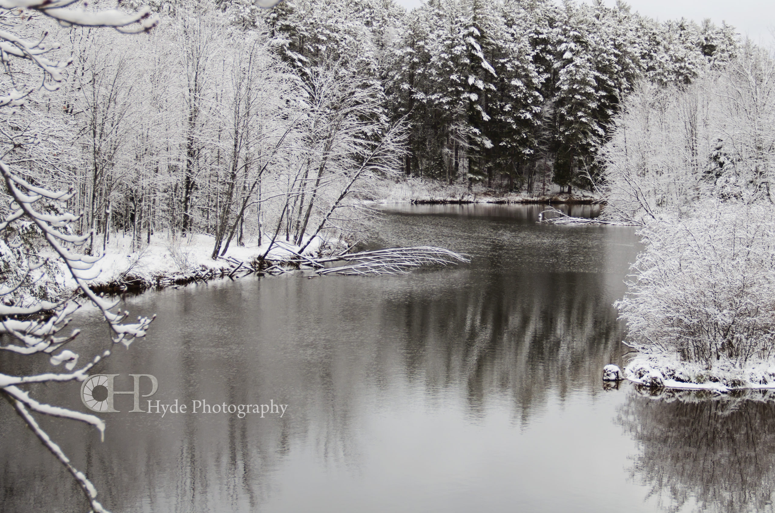 Snowy-river-scaled Attention to Detail in Snowy Scenes with MCP Actions