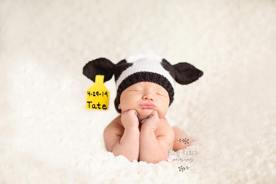 TateNewborn-1745fb Cutest calf born this spring