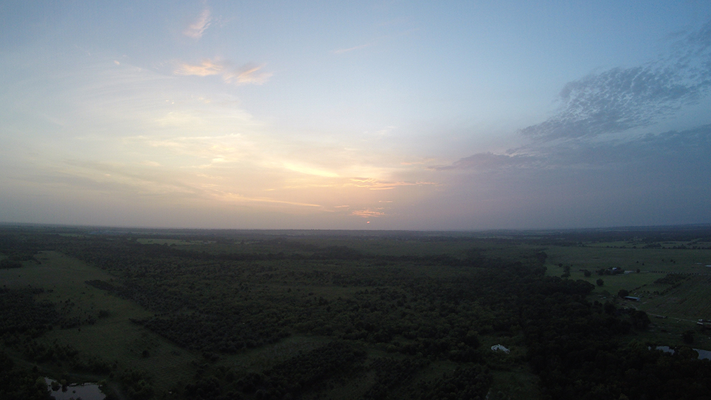 before-share-drone Sunset Enhancements with MCP Summer Solstice