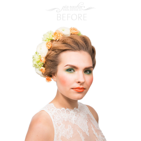 vintage_beauty_1_before-600x600 An Inspirational Vintage Beauty in Creamy Orange and Green